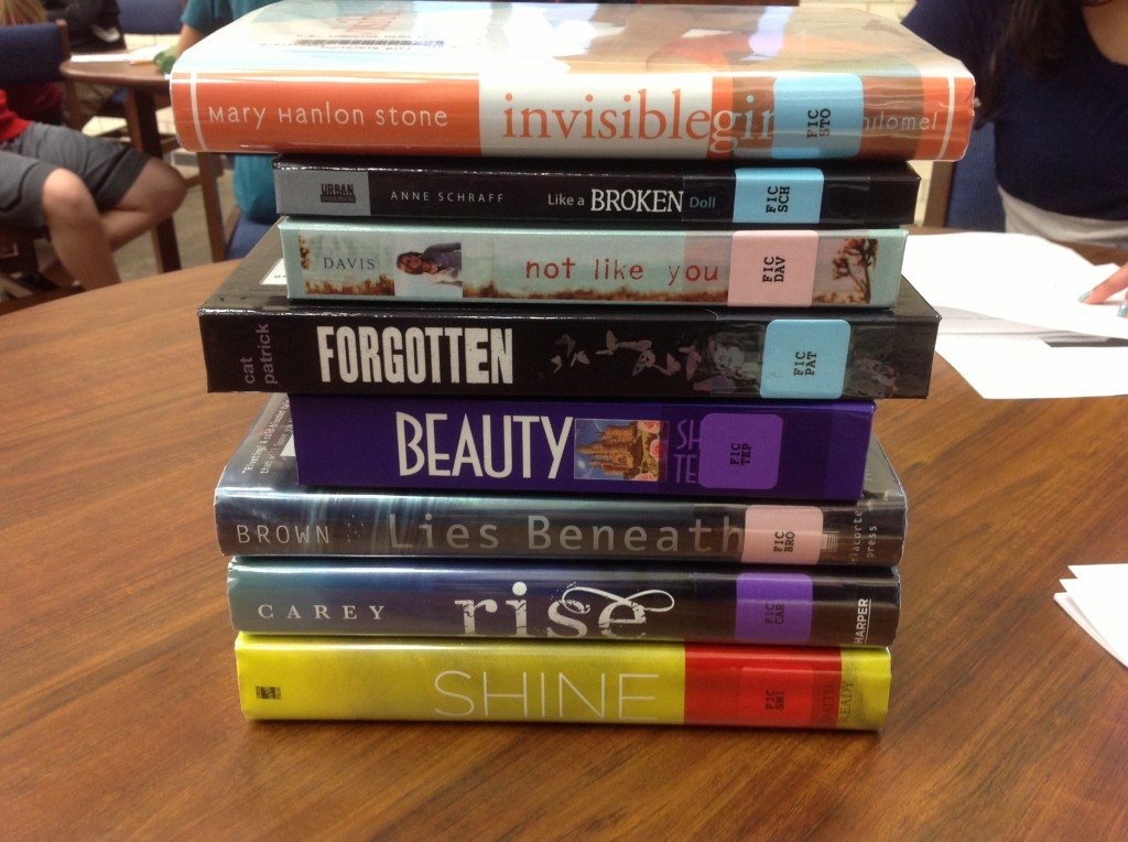 spine poetry1
