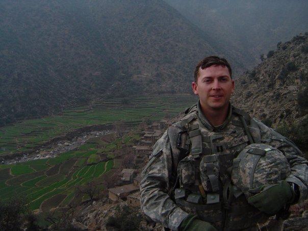 David in Afghanistan
