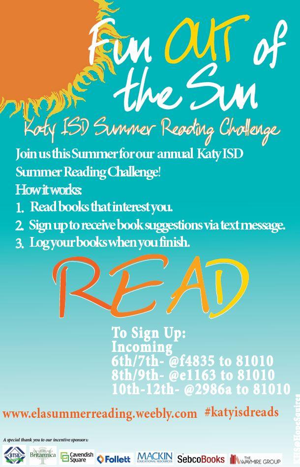 KISD Summer Reading